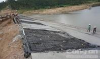 Hồ chứa nước 200 tỷ chậm tiến độ, đối vốn: Phạt 4 đơn vị 395 triệu đồng
