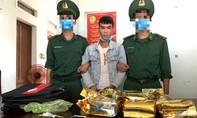 Hai thanh niên đem 17kg ma túy từ Quảng Trị vào TPHCM tiêu thụ