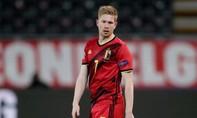 De Bruyne tiết lộ vẫn ra sân trong trận gặp Ý dù chấn thương