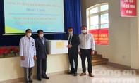 Tặng hơn 50.000 bộ kit xét nghiệm Covid-19 cho tỉnh Lâm Đồng