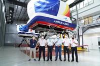 Trung tâm đào tạo Airbus tại Việt Nam hợp tác với Vietjet