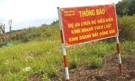 Long An: Nhiều dự án huy động vốn sai luật