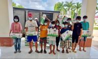 Quỹ sữa Vươn cao Việt Nam mang lại nụ cười hạnh phúc cho trẻ thơ mùa dịch