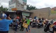 TPHCM: Phạt chủ bãi xe Đệ Nhất 30 triệu đồng vì để gần 100 người tụ tập