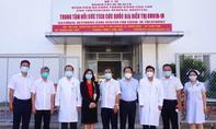 Trung tâm điều trị Covid-19 quốc gia tại Cần Thơ đi vào hoạt động