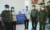 Truy thăng quân hàm cho Phó Công an xã hy sinh khi chống dịch COVID-19