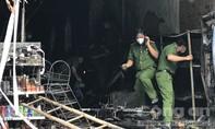Vụ cháy tiệm tạp hoá 5 người tử vong: Nhiều đồ đạc để ngay lối thoát hiểm