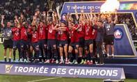 Lille hạ PSG, giành siêu cup nước Pháp