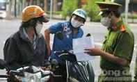 Ngày thứ 4 siết chặt giãn cách ở TPHCM: Lượng người ra đường tăng cao