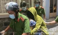 Công an quận Phú Nhuận kịp thời giúp người dân lúc nguy nan giữa cao điểm dịch