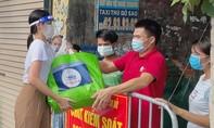 Hoa hậu Đỗ Thị Hà kêu gọi tiếp sức tuyến đầu chống dịch Covid-19