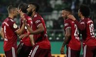 cip trận Bayern thắng 12-0 ở Cup quốc gia Đức