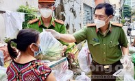 Báo Công an TPHCM, Phòng PX03 và CAQ12 xuất quân trao 4.000 phần quà cho người dân khó khăn