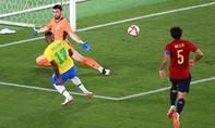 Brazil thắng Tây Ban Nha 2-1, giành HCV bóng đá nam Olympic