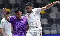 Clip trận Futsal Việt Nam thua đội bóng số 1 thế giới Tây Ban Nha