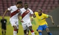 Neymar tỏa sáng giúp Brazil giữ mạch toàn thắng