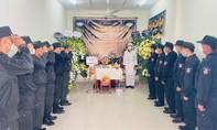 Đại uý Công an không thể về chịu tang mẹ vì nhiệm vụ chống dịch
