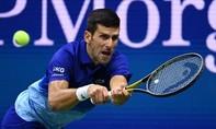 Giải Mỹ mở rộng: Djokovic hạ Zverev sau 5 set