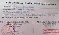 """Xác minh thông tin """"57 trẻ dưới 18 tuổi tiêm vắc xin Covid-19 ở Cần Thơ"""""""
