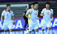 Việt Nam thắng Panama, nuôi hy vọng vào vòng 1/8 Futsal World Cup