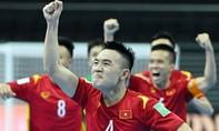 Clip trận tuyển Futsal Việt Nam giành 1 điểm trước CH Czech
