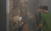 Công an phường ở TPHCM kịp thời dập tắt đám cháy nhà dân vắng chủ