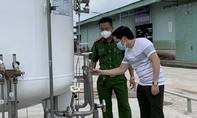 Đảm bảo an toàn PCCC tại Bệnh viện dã chiến Phước Lộc
