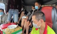 Bắt quả tang 7 tài xế sử dụng ma túy trong khu lưu trú tập trung phòng dịch