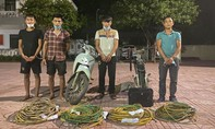 Nhóm nghiện ngập trộm cắp tại 31 trạm phát sóng BTS của các nhà mạng