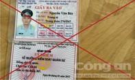 Tài xế dùng giấy tờ giả quân nhân chở người từ Đồng Nai lên TPHCM