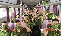Gần 1.000 cán bộ, học viên hai Học viện ANND và CSND chi viện chống dịch