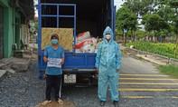 CSGT bắt quả tang xe tải chở 1,5 tấn gà chết vào TPHCM tiêu thụ