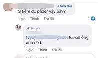 Quận Ninh Kiều lên tiếng vụ 'cô gái khoe được tiêm vắc xin Pfizer nhờ… ông anh'