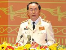 Đại tướng Trần Đại Quang được giới thiệu làm Chủ tịch nước
