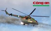 Uy lực trực thăng Mi-8 của Nga vừa bị phiến quân bắn hạ tại Syria