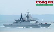 Uy lực chiến hạm Nga vừa điều sang Syria để đối phó với Mỹ