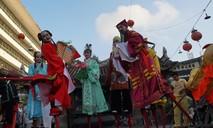 Rực rỡ Tết Nguyên Tiêu của cộng đồng người Hoa ở Sài Gòn