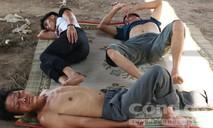 Người Hà Nội 'quay cuồng' trong đợt nóng kỷ lục
