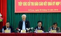 Tổng Bí thư Nguyễn Phú Trọng: Phải bắt bằng được Trịnh Xuân Thanh