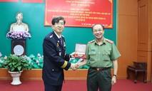 Công an TP.HCM tiếp đón đoàn Sở Cảnh sát TP.Busan - Hàn Quốc