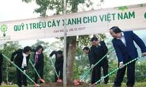 Hành trình về nguồn Vinamilk và quỹ 1 triệu cây xanh tại tỉnh Cao Bằng