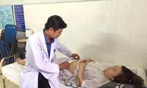 TP.HCM: Cứu sống thai phụ vỡ thai ngoài tử cung, huyết áp bằng 0