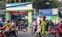 Giải quyết tình trạng kẹt xe trước cổng trường học