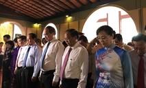 Lãnh đạo TP.HCM dâng hương, dâng hoa tưởng niệm Chủ tịch Tôn Đức Thắng