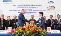 Vinamilk ký kết hợp tác chiến lược với tập đoàn dinh dưỡng hàng đầu Đan Mạch