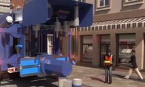 Clip: Cách sửa chữa đường phố hiện đại
