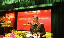 Bế mạc Hội nghị Công an toàn quốc lần thứ 73