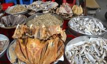 Dùng chất nguy hại cho sức khỏe để tránh ruồi bu vào cá khô