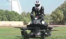Cảnh sát Dubai thử nghiệm mô tô bay