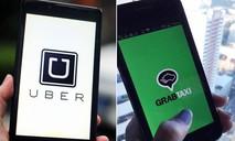 Thương vụ Grab mua lại Uber có dấu hiệu vi phạm